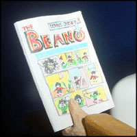 Click here for Beano artisit