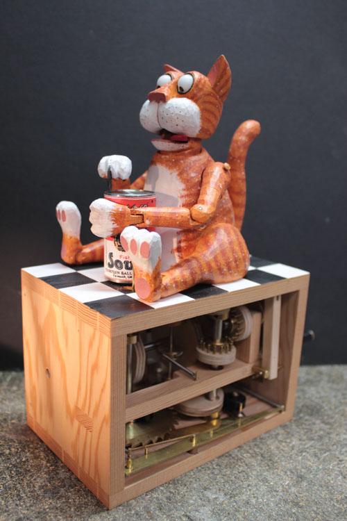automata and mechanical toys pdf