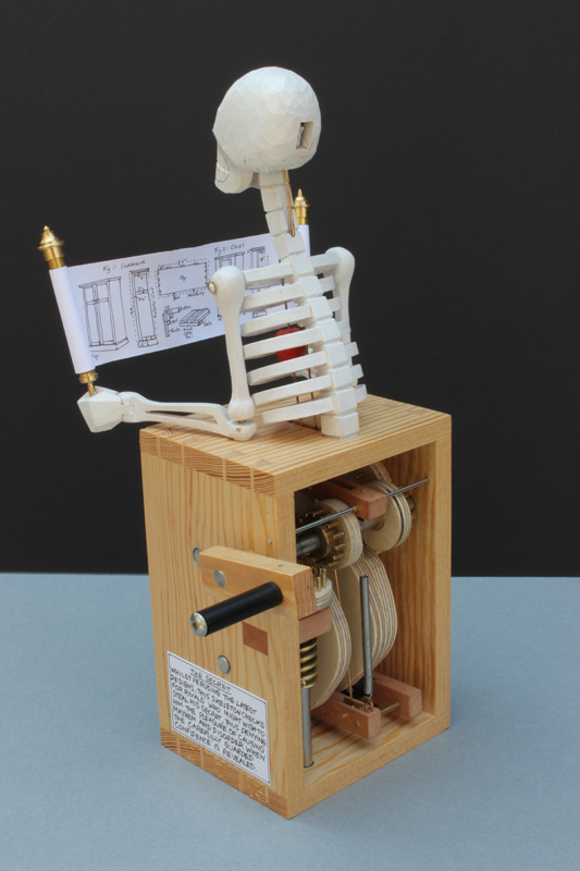 thesecret-Automata - Mechanical Sculpture, Collectible ...